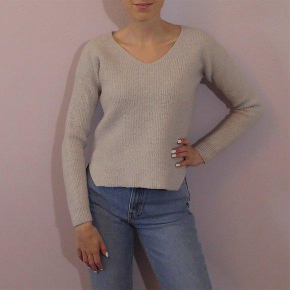 Wilfred Free Merino Wool Sweater